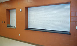 Fire-Rated Counter Shutters