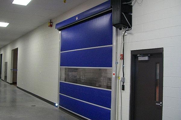 High-Speed Service Door & Commercial Garage Doors | Cicero Lombard IL | House of Doors Inc.