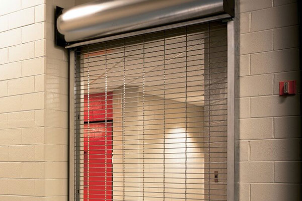 Coiling Doors Commercial Garage Doors Lombard Il