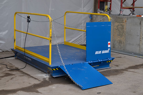Dock Equipment Elmhurst Downers Grove Il House Of Doors