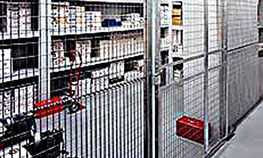 Qwik-Fence® Wire Partitions