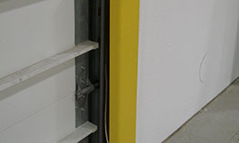 Door Track Guards
